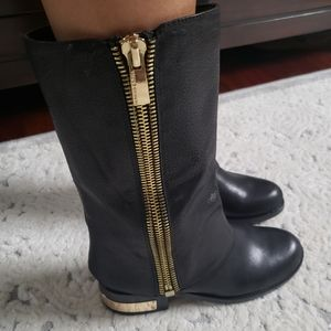 NWOT Vince Camuto Moto Boots